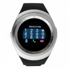 "DMDG 1.54"" Touch Screen Smart Watch with Fitness Activity Tracker, Sleep Monitor, Pedometer, Calories Track - Silver"