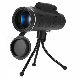 Outdoor-40X60-Night-Vision-Zoom-Scope-Monocular-Telescope-with-Compass-Phone-Clip-Holder-Black