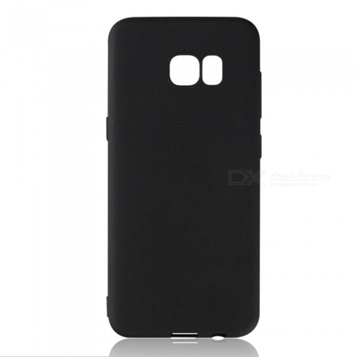 Naxtop TPU Ultra-thin Soft Case for Samsung Galaxy S6 Edge -Black