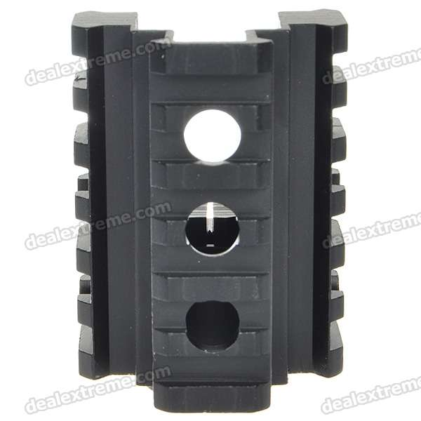 Aluminum Alloy 3-Side Gun Mount for M700/M14 (25mm/30mm-Caliber)