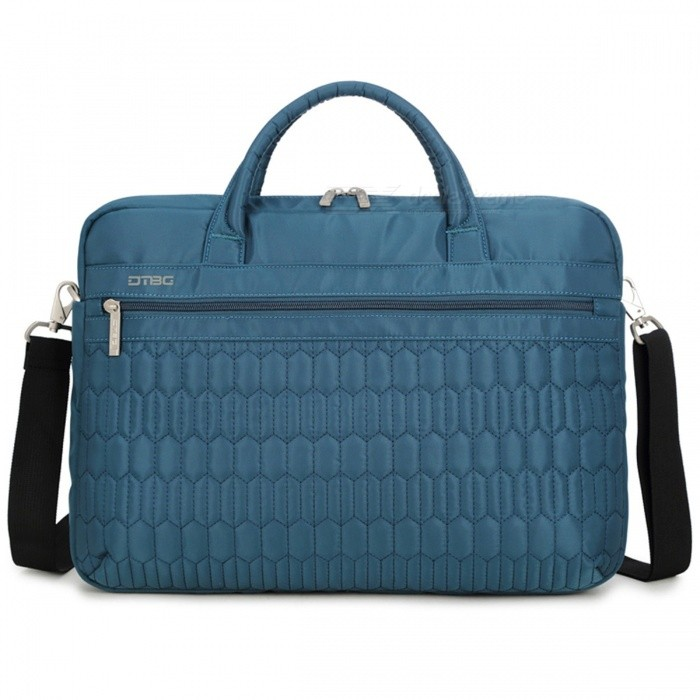 DTBG-156-Inch-Laptop-Handbag-Tote-Bag-Unisex-Business-Computer-Briefcase-for-Apple-Macbook-Blue