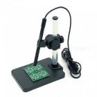Portable HD 2.0MP 1-600X DIgital Magnifier Microscope with 6-LED Light, USB 2.0 Port