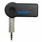 Car Bluetooth Handsfree Music Receiver Universal 3.5mm Plug Wireless Auto AUX Audio Adapter with Mic for Phone MP3