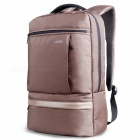 DTBG-D8053W-Nylon-Ultra-Lightweight-Water-Resistant-156-Travel-Business-Backpack-College-Backpack-School-Bag-Coffee