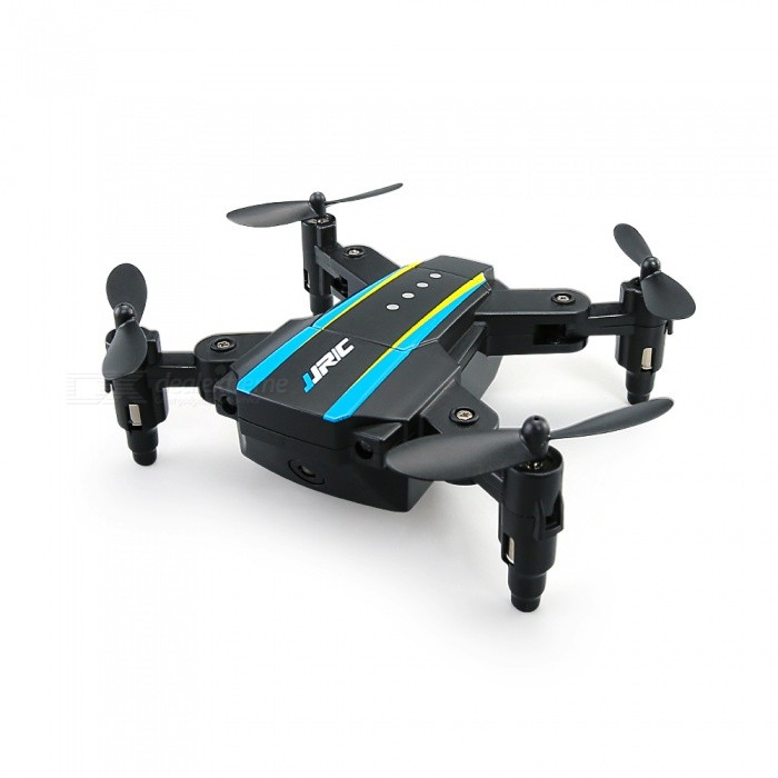 JJRC H345 JJI x JJII Micro Mini 2.4GHz 4CH 6-Axis Foldable RC Drone Set with Gyro - BlackR/C Airplanes&amp;Quadcopters<br>Form  ColorBlackModelH345MaterialABSQuantity1 DX.PCM.Model.AttributeModel.UnitShade Of ColorBlackGyroscopeYesChannels Quanlity4 DX.PCM.Model.AttributeModel.UnitFunctionUp,Down,Left,Right,Forward,Backward,Stop,Hovering,Sideward flightRemote TypeRadio ControlRemote control frequency2.4GHzRemote Control Range30~40 DX.PCM.Model.AttributeModel.UnitSuitable Age 12-15 years,Grown upsCameraNoCamera PixelNoLamp YesBattery TypeLi-ion batteryBattery Capacity3.7V  200 DX.PCM.Model.AttributeModel.UnitCharging Time50 DX.PCM.Model.AttributeModel.UnitWorking Timeabout 5 DX.PCM.Model.AttributeModel.UnitRemote Controller Battery TypeAAARemote Controller Battery Number3 x AAA battery(not included)Remote Control TypeWirelessModelMode 2 (Left Throttle Hand)CertificationCEPacking List2 x JJII RC Drones (Battery Included)1 x Transmitter1 x USB Charging Cable4 x Spare Propellers1 x Set of English Manuals<br>
