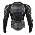 BC202 Motorcycle Auto Car Racing Protective Armor Jacket - Black (M)