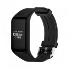 MGCOOL Band 3 Bluetooth Smart Bracelet Wristband Watch Heart Rate Monitor for Android IOS - Black