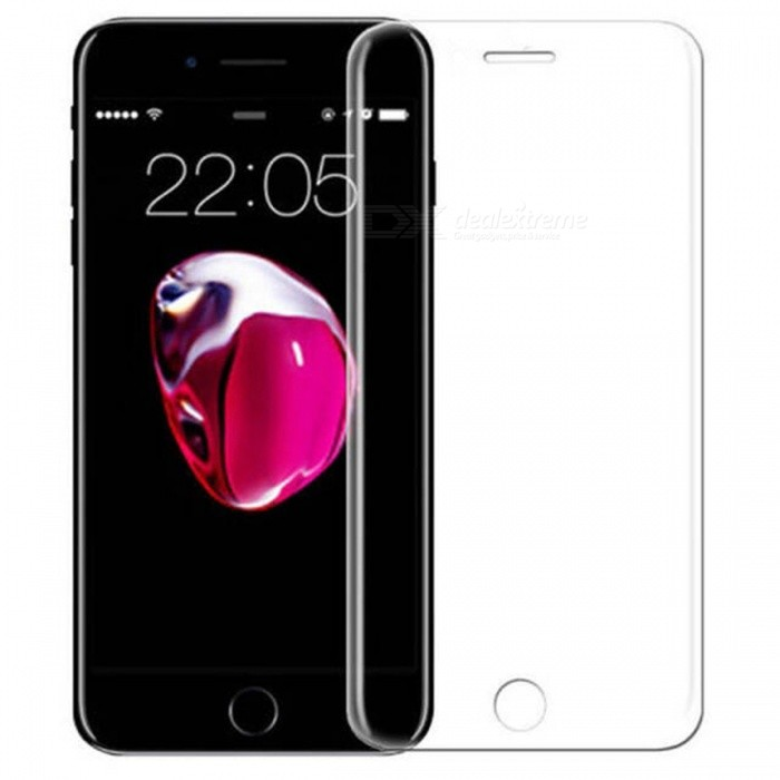 ASLING 0.26mm 9H Hardness Tempered Glass 3D Arc Edge Full Cover Protective Film for IPHONE 8Screen Protectors<br>Screen TypeClearModelASL-iPhone 8Quantity1 DX.PCM.Model.AttributeModel.UnitMaterialTempered GlassForm  ColorTransparentCompatible ModelsIPHONE 8StyleScreen protectorScreen FeaturesScratch Proof,Fingerprint Proof,Explosion ProofPacking List1 x Tempered Glass Film1 x Cleaning Cloth1 x Professional Screen Wipe1 x Alcohol Prep Pad<br>