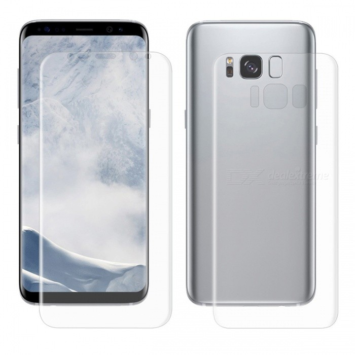 Hat-Prince Full Screen Guard Soft Film for Samsung Galaxy S8 (2PCS)