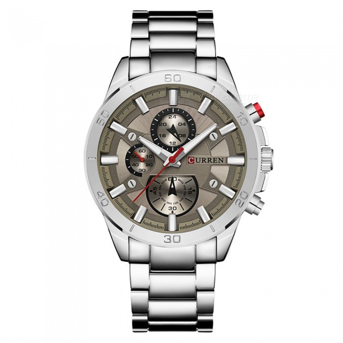 CURREN 8275 Stylish Water Resistant Quartz Wrist Watch