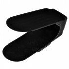 Double Cleaning Storage Shoes Rack for Living Room - Black