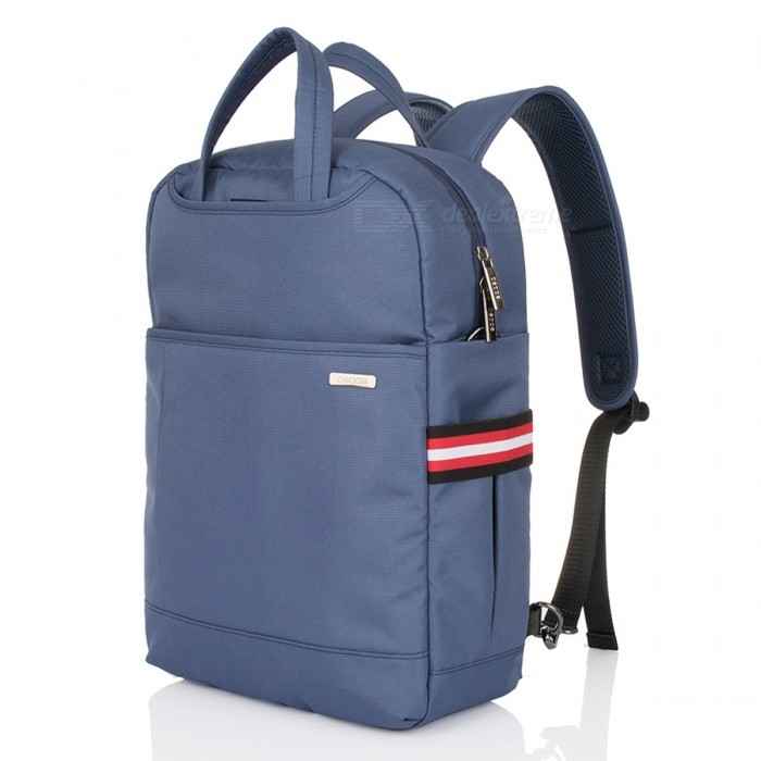 OSOCE-S24-Large-Capacity-156-Nylon-Water-Resistant-Business-Travel-Laptop-Backpack-Deep-Blue