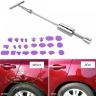 Jtron-Car-Dent-Removal-Tool-Kit-PDR-Auto-Body-2-in-1-T-bar-Glue-Dent-Puller-with-Red-T-Hand-Puller-24Pc-Tabs