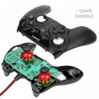 Gamewill Wired Controller Joypad Joystick with USB Cable for Nintendo Switch - Black