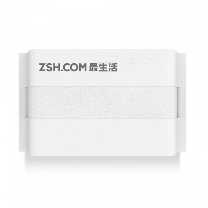 Buy Xiaomi ZSH Polygiene Antibacterial Towel - White with Litecoins with Free Shipping on Gipsybee.com