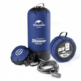 NatureHike-Outdoor-Folding-Shower-Bath-Bag-Non-Solar-Water-Bag-Blue-Black