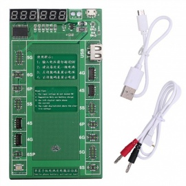 OJADE-Pofessional-Battery-Activation-Charging-Board-with-Micro-USB-Cable-for-Apple-IPHONE-6-6S-6-Plus-5S-5-4S-4