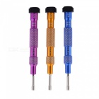OJADE 2.5mm Hexagon Hex Socket Head Screwdriver for IPHONE 6S (3 PCS)