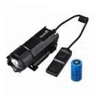 RichFire SF-P40 Outdoor Waterproof CREE Strong Light LED Tactical Gun Flashlight