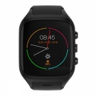 "X02S 1.54"" Android 5.1 Smart Watch with 512M RAM, 8GB ROM, Call, HD Camera - Black"