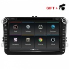 Funrover-8-1024*600-Android-60-OEM-Car-DVD-Player-w-GPS-Auto-Radio-RDS-for-VW-Golf-Polo-Jetta-Skoda-Seat-Cars
