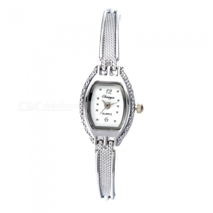 Chaoyada 1144 Rhinestone Bracelet Women's Quartz Watch