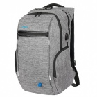 DTBG-Nylon-Backpack-with-USB-Port-for-177e173-Inches-Laptop-Notebook-Computer-Grey