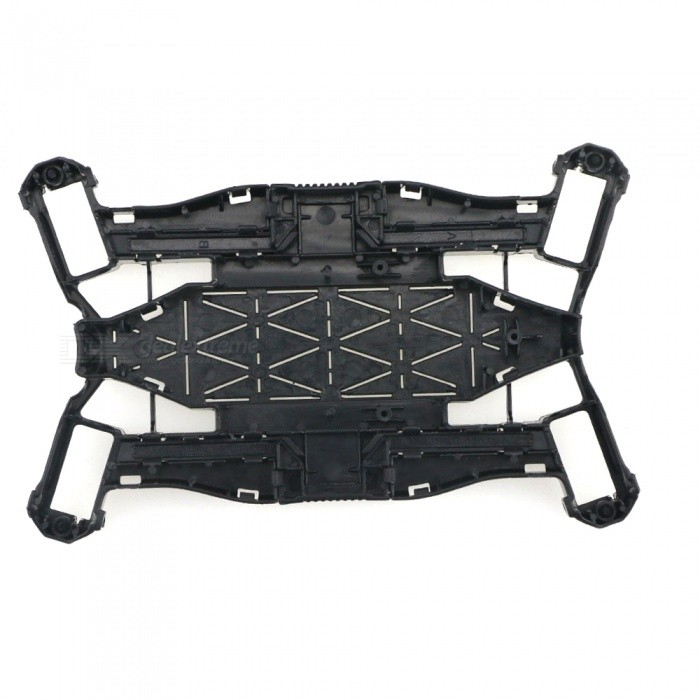 Original JJRC H49-02 Lower Chassis for H49WH RC Quadcopter - Black