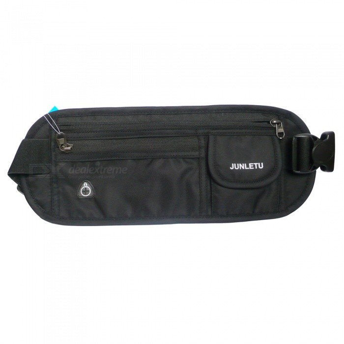 Outdoor Sports Running Portable Nylon Waist Bag for Cell Phone, Wallet, Cards and Other Small Items