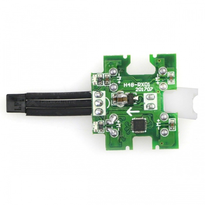 Original JJRC H48-08 Receiver Board for H48 RC Drone - Green