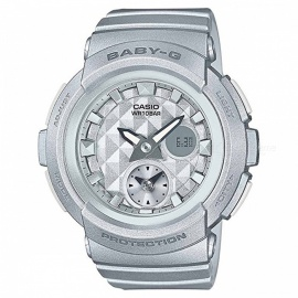 Casio-Baby-G-BGA-195-8A-100-Meter-Water-Resistance-Sport-Watch-with-Resin-Band-and-Case-Sliver