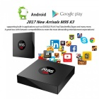 M9S K3 Android Smart TV Box RK3229 Quad-Core 4K Network Player Set Top Box with 2GB RAM, 8GB ROM - EU Plug