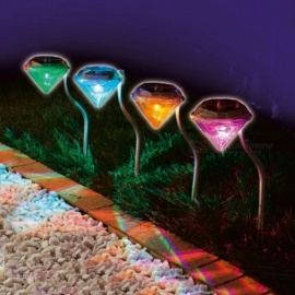 4pcslot-Waterproof-Outdoor-Solar-Power-Lawn-Lamps-LED-Spot-Light-Garden-Path-Stainles-Steel-Solar-Landscape-Garden-Luminaria-Warm-White