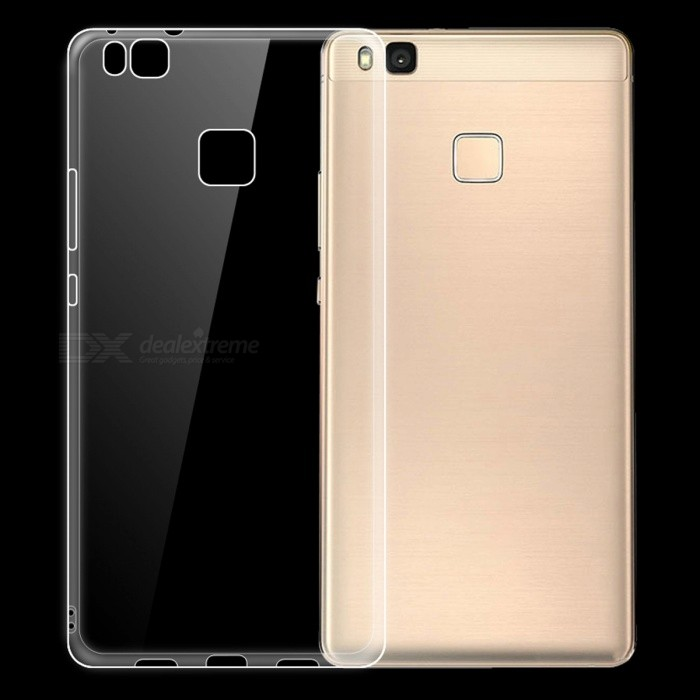 Dayspirit Ultra-Thin Protective TPU Back Case for Huawei P9 Lite - Transparent