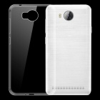 Dayspirit Ultra-Thin Protective TPU Back Case for Huawei Y3II, Y3 2,  Honor Bee 2 - Transparent