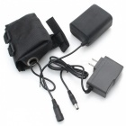 6-x-18650-84V-7200mAh-Rechargeable-Waterproof-Battery-Pack-with-Charger-Black