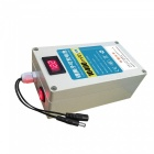 Waterproof-10400mAh-12V-Rechargeable-Battery-with-Switch-LCD-Display-White