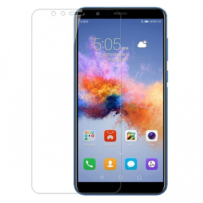 Naxtop Tempered Glass Screen Protector for Huawei Honor 7X - TransparentScreen Protectors<br>Form  ColorTransparent (1Pc)Screen TypeGlossyModelN/AMaterialTempered GlassQuantity1 pieceCompatible ModelsHuawei Honor 7XFeatures2.5D,Fingerprint-proof,Scratch-proof,Tempered glassPacking List1 x Tempered glass film1 x Wet wipe1 x Dry wipe1 x Dust absorber<br>