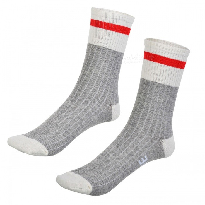 Novelty Creative Cool Stylish Wine Socks with If You Can Read This Bring Me a Glass of Wine Letters - Gray + RedSocks and Leg wear<br>Form  ColorGray + RedQuantity1 setShade Of ColorGrayMaterialCottonStyleCasualSock Length of Foot20 cmSock Girth of Foot13 cmSock Length of Leg11 cmForm  ColorGray + RedPacking List1 x One Pair Socks<br>