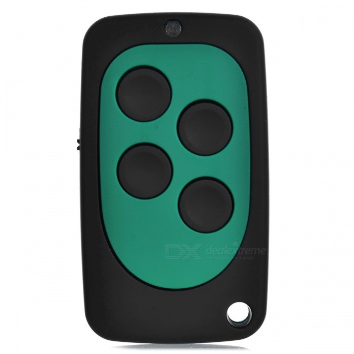 A027-330MHz Auto Pair Copy Remote Copy Fixed Code Garage Door Remote Control, Rolling Gate Remote ControlReplacement Keys or Remotes<br>Form  ColorGrass Green + BlackModelA027-330MHZQuantity1 setMaterialABS + Electronic componentsCompatible MakeOthers,UniversalCompatible Car ModelUniversalCompatible YearOthers,UniversalKey Head Length0 cmControl Range50 mTransmit Frequency330 MHzPacking List1 x Remote key1 x English user manual<br>