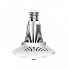 VESKYS-960P-13MP-360-Degree-Fish-Eye-Lens-Wireless-Wi-Fi-Full-View-IP-Camera-Smart-Bulb-Light-for-Home-Security