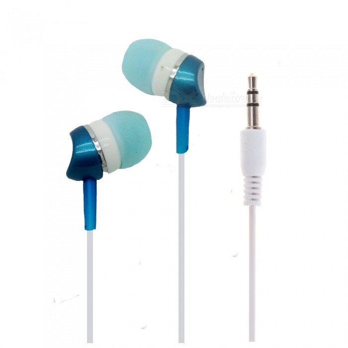 Stylish In-Ear Earphones with 3.5mm Plug for Cell Phones