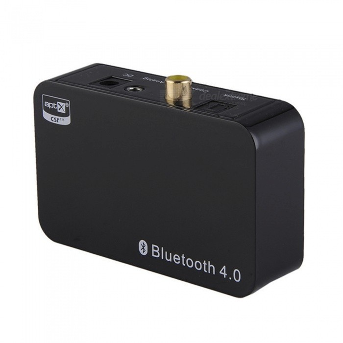 Portable Bluetooth 4.0 music receiver supports SBC / APTX Bluetooth
