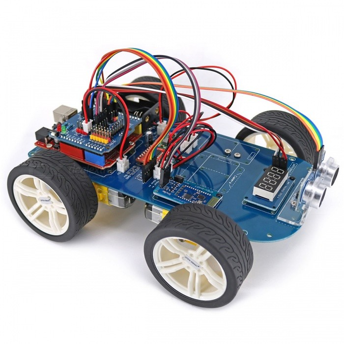 OPEN-SMART-4WD-Serial-Bluetooth-Control-Gear-Motor-Smart-Car-Kit-with-Tutorial-for-Arduino-UNO-R3-Nano-Mega2560