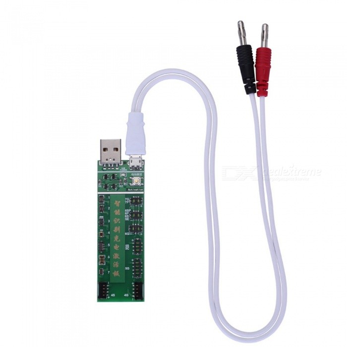 OJADE-Battery-Fast-Charging-Activation-Board-w-DC-Power-Cable-for-IPHONE-7-7P-6S-6P-5s-5-Etc