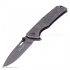 CTSmart-CT-4-Portable-High-End-High-Quality-Sharp-Folding-Knife-w-Clip-for-Wilderness-Survival-Dark-Gray