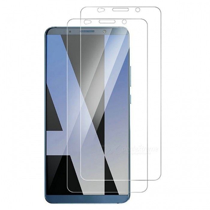 Naxtop Tempered Glass Screen Protector for Huawei Mate 10 Pro - TransparentScreen Protectors<br>Form  ColorTransparent (1PC)Screen TypeGlossyModelN/AMaterialTempered GlassQuantity1 pieceCompatible ModelsHuawei Mate 10 ProFeatures2.5D,Fingerprint-proof,Scratch-proof,Tempered glassPacking List1 x Tempered glass film1 x Wet wipe1 x Dry wipe1 x Dust absorber<br>