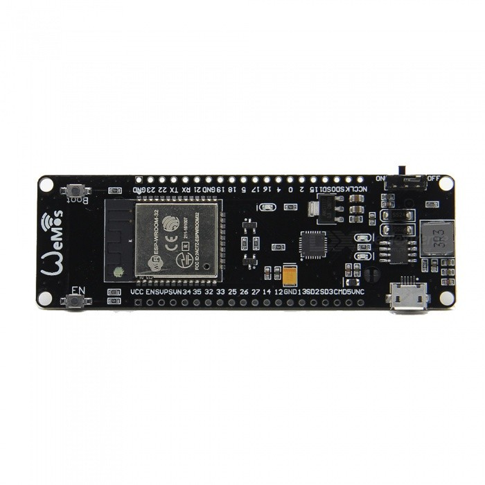Geekworm-ESP32-Wi-Fi-Bluetooth-Development-Board-with-18650-Battery-Holder