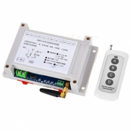 315MHZ High-Power Wide-Voltage DC 12V-48V Universal Industrial Remote Control Barrier Switch