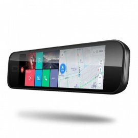 Xiaomi 70 Steps Smart Wi-Fi Rearview Mirror with G-Sensor, Bluetooth, GPS